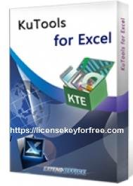 Kutools for Excel 21.00 Crack With Serial Key Latest 2020