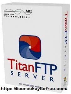 Titan FTP Server Enterprise 2019 Build 3561 With Keygen