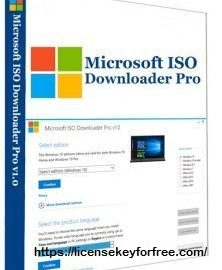 Microsoft ISO Downloader Premium 2020 Crack + Keygen
