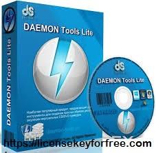 DAEMON Tools Lite 10.12 Crack Serial Number