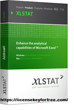 XLStat 2020 Crack With Licence Keygen Latest Key 2020
