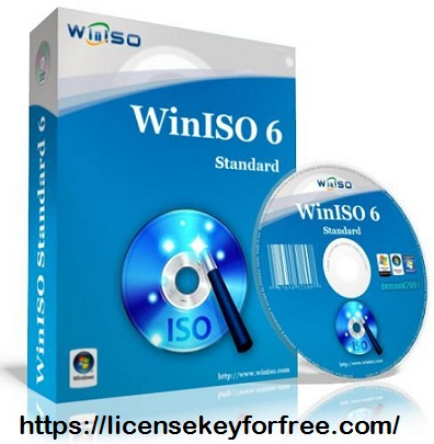 WinISO 6.4.1 Crack + Registration Code & Keygen 2020