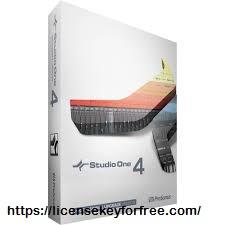 PreSonus Studio One Pro 4.5.1 Crack With Serial Key