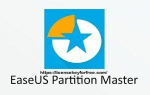 EaseUS Partition Master v13.8 Crack And License Key