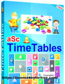 ASC TimeTables 2020.9.1 Crack With Serial Key Win + MAC