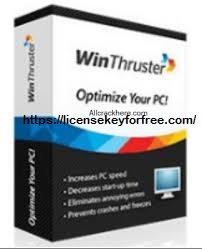 WinThruster 1.79 Crack With Product Key Latest 2020