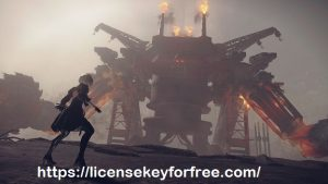 NieR Automata Crack With License Key 2020