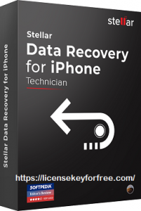 Stellar Data Recovery iPhone 5.0.0.6 Crack With Keygen Number