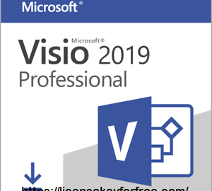 Microsoft Visio Pro 2019 Crack With Product Key 2020
