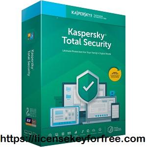 Kaspersky Total Security 2020 Crack Registration Key