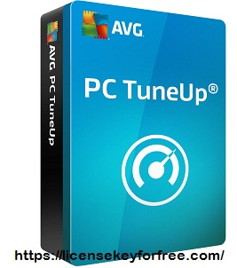 AVG PC TuneUp 2020 Crack Product Key Latest