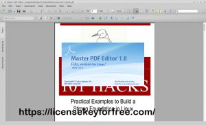 Master PDF Editor 5.4.38 Crack Plus Registration Code 2020