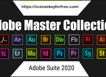 Adobe Master Collection CC 2021 With Serial Key Latest
