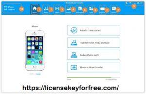 Wondershare TunesGo 9.8.3 Crack Key Plus Registration Code
