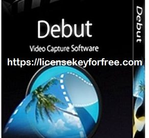 Debut Video Capture 6.11 Crack With Serial Key Latest