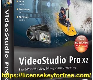 Coral VideoStudio Pro 2020 Crack With Serial Key Free Download