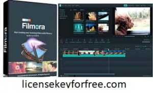 Wondershare Filmora Crack 10.0.4.6