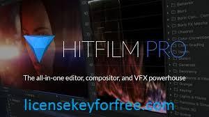 HitFilm Pro 16 Crack
